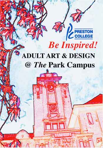 Preston College Adult Art and Design