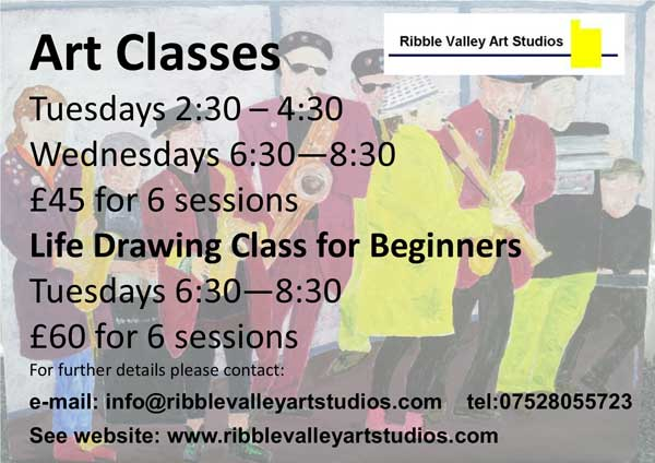 Ribble Valley Art Studio