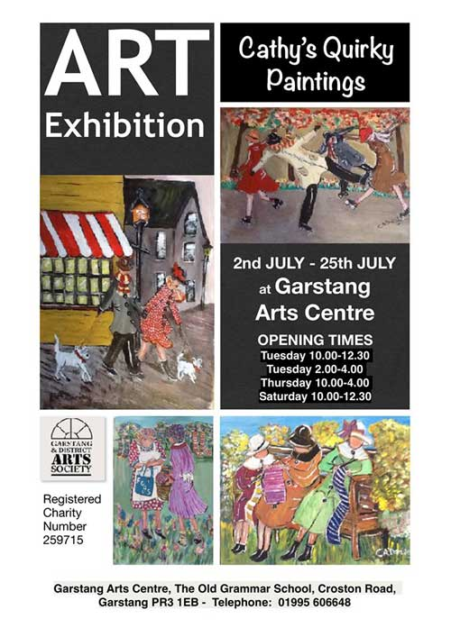 Garstang Art Centre Exhibition