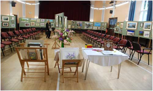Grange and District Art Society
