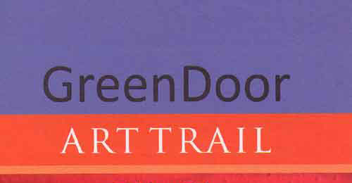 Green Door Art Trail Kendal Cumbria