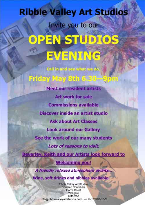 Ribble Valley Art Studios