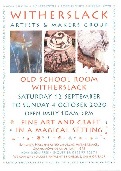 Witherslack Artists and Makers Group