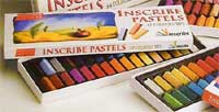Inscribe Soft Pastel for Artists 32 half size