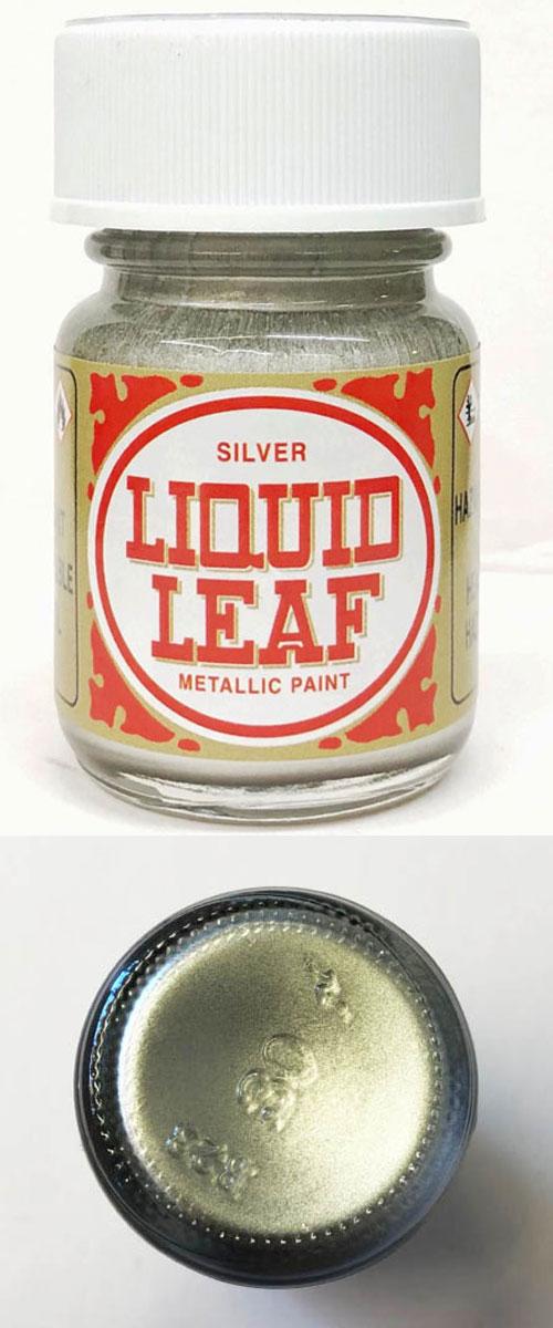 Silver Gold leaf
