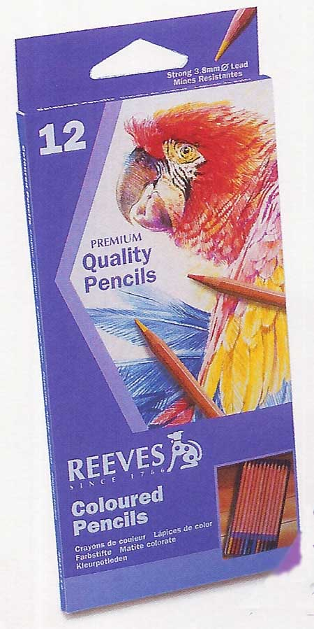 Reeves Introductory Level Pencil Sets