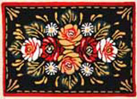 Canalware Just Roses Rug