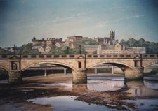 "'Reflection of Lancaster' - 16"" x 20"" (Limited Edition 500 Prints)"