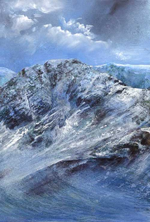 Kate Bentley Art tutor lake district