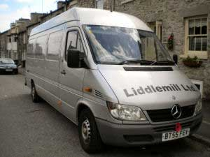 Liddlemill Ltd Man & Van Hire North West
