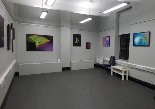 Artist Exhibition at King Street Studios