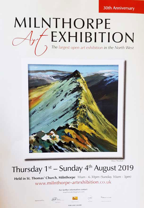 Milnthorpe Art Exhibition