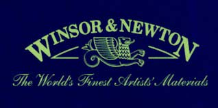 Winsor & Newton art materials canvas and paint