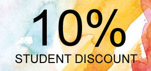 NUS Student and Art Society Discounts #LoveLancaster