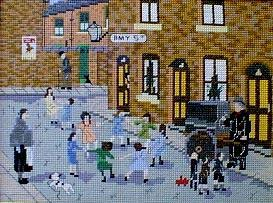 Amy Street Cross Stitch